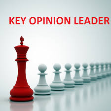 Key opinion leader